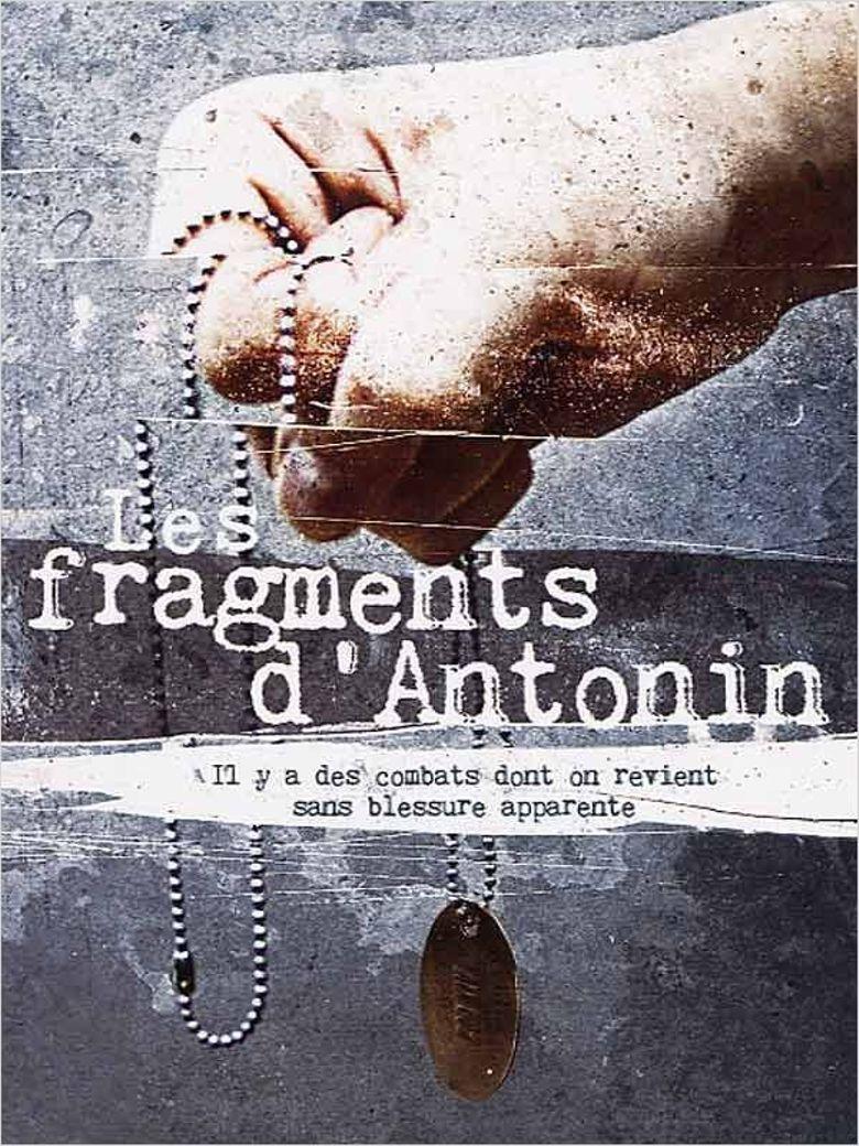 Fragments of Antonin Poster