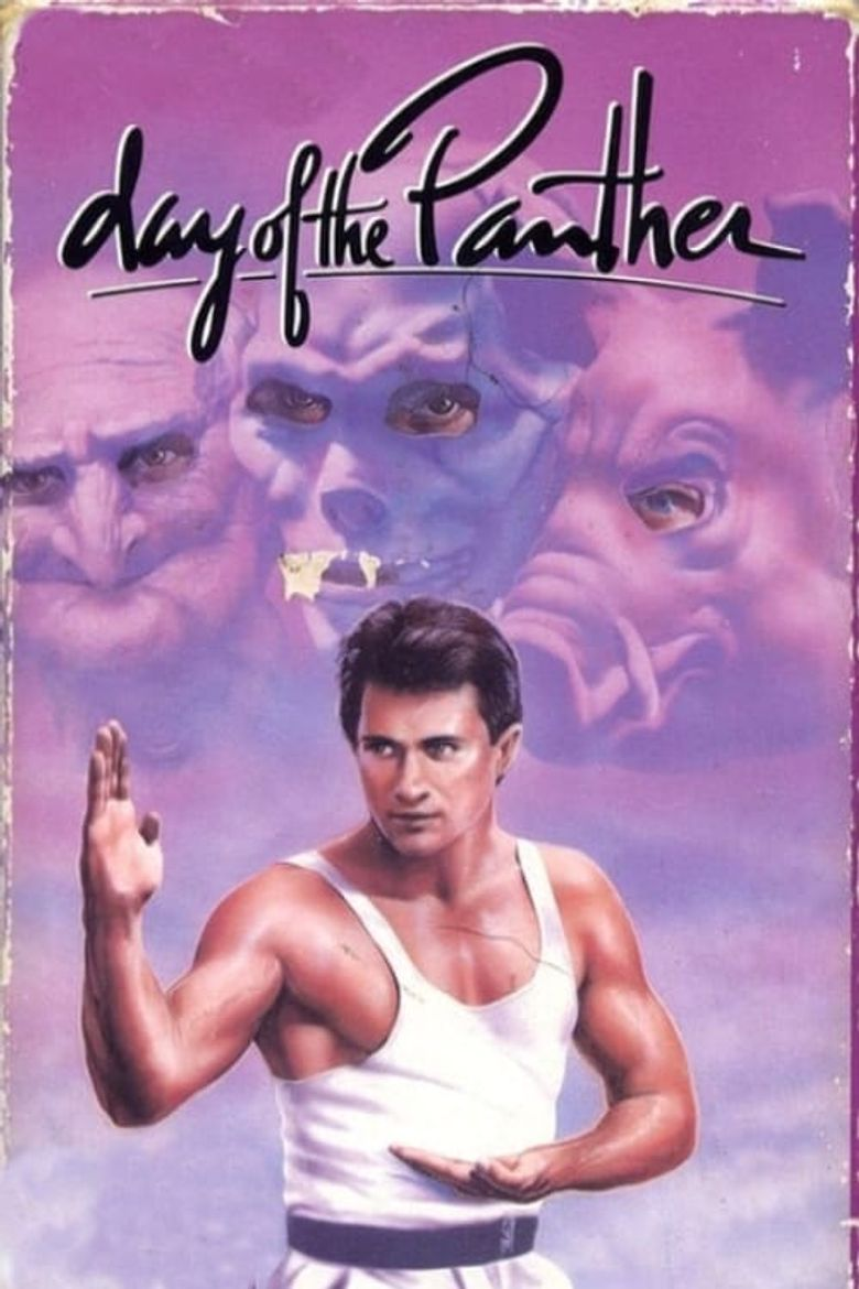 Day of the Panther Poster