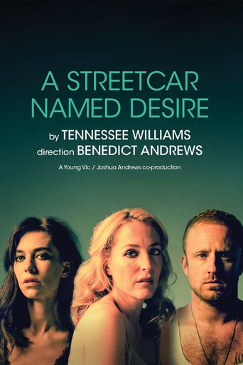 National Theatre Live: A Streetcar Named Desire Poster