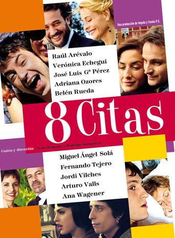 8 Dates Poster