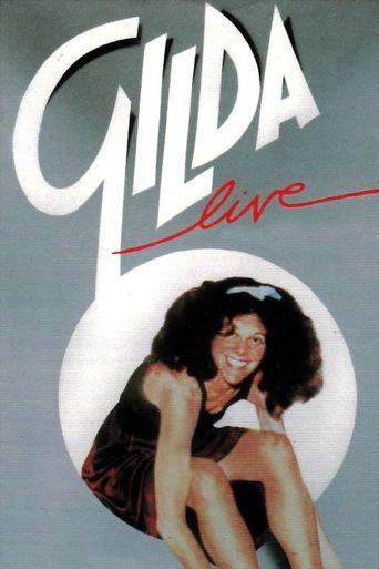 Gilda Live Poster
