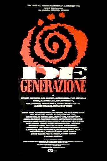 DeGenerazione Poster