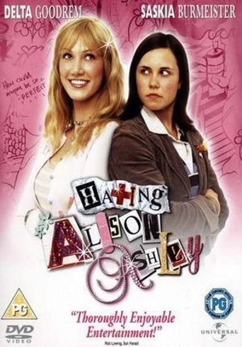 Hating Alison Ashley Poster