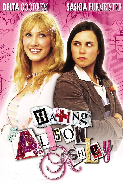 Hating Alison Ashley Poster