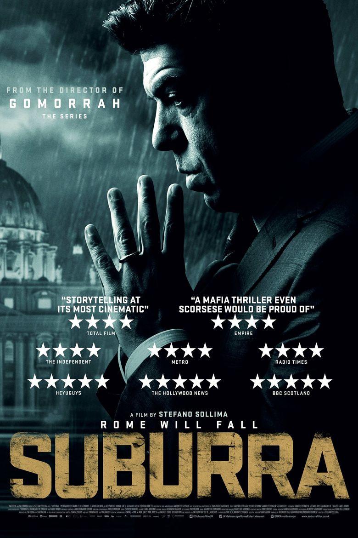 Suburra Poster