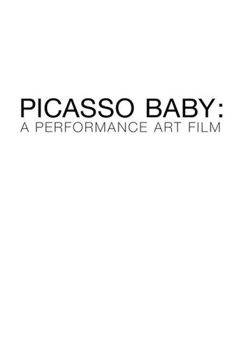 Picasso Baby Poster