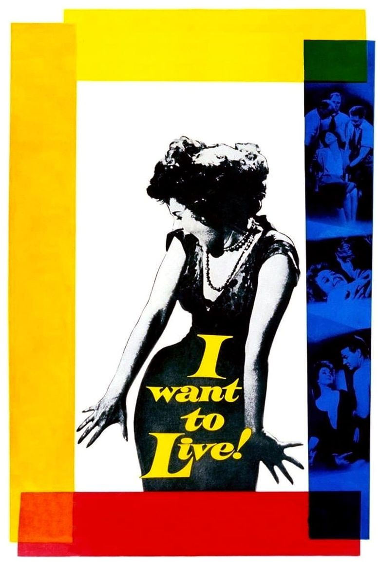 I Want to Live! Poster