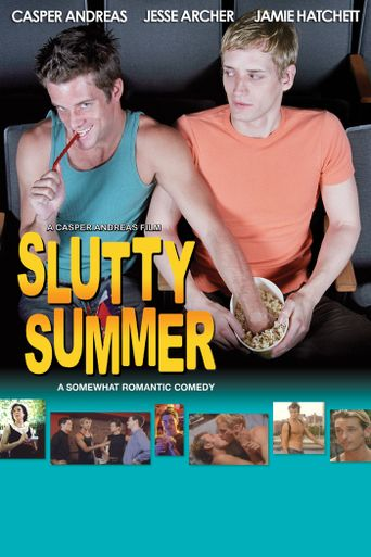 Slutty Summer Poster