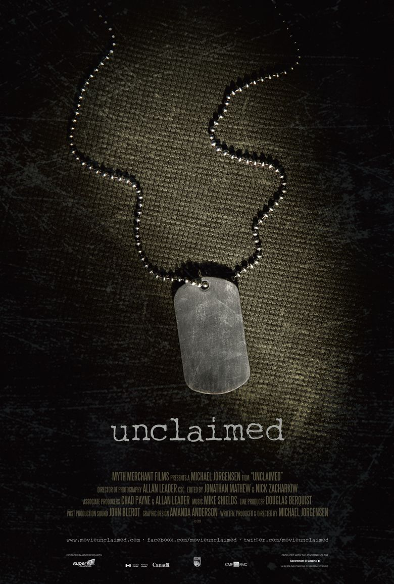 Unclaimed Poster
