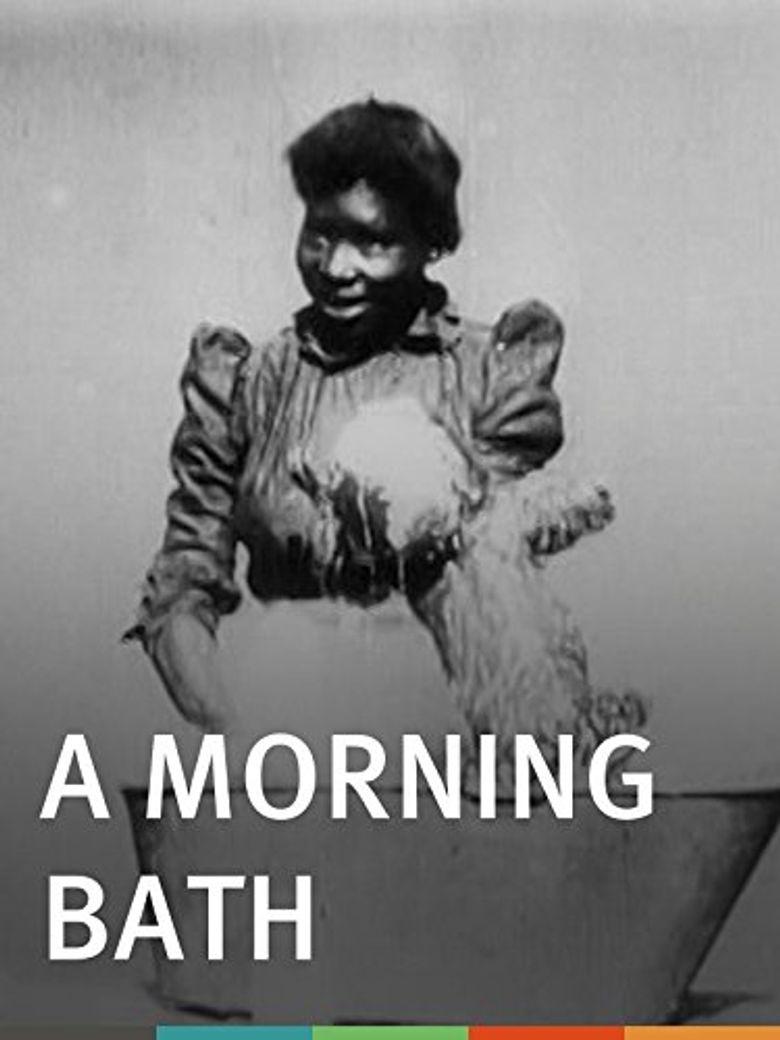 A Morning Bath Poster