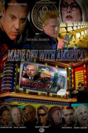 Madoff: Made Off with America Poster