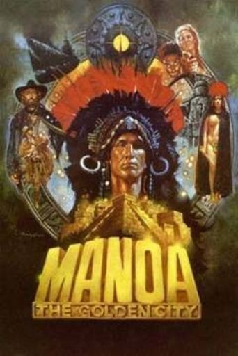 Manoa, the Golden City Poster