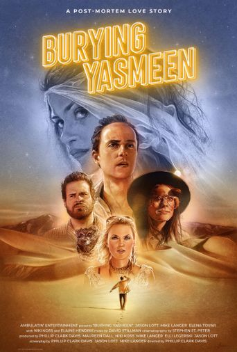 Burying Yasmeen Poster