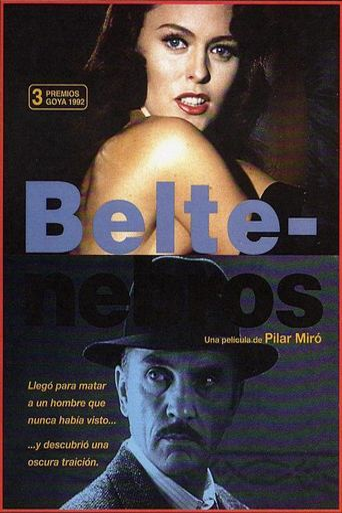Beltenebros Poster