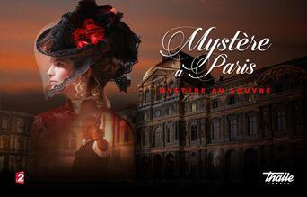 Mystère au Louvre Poster