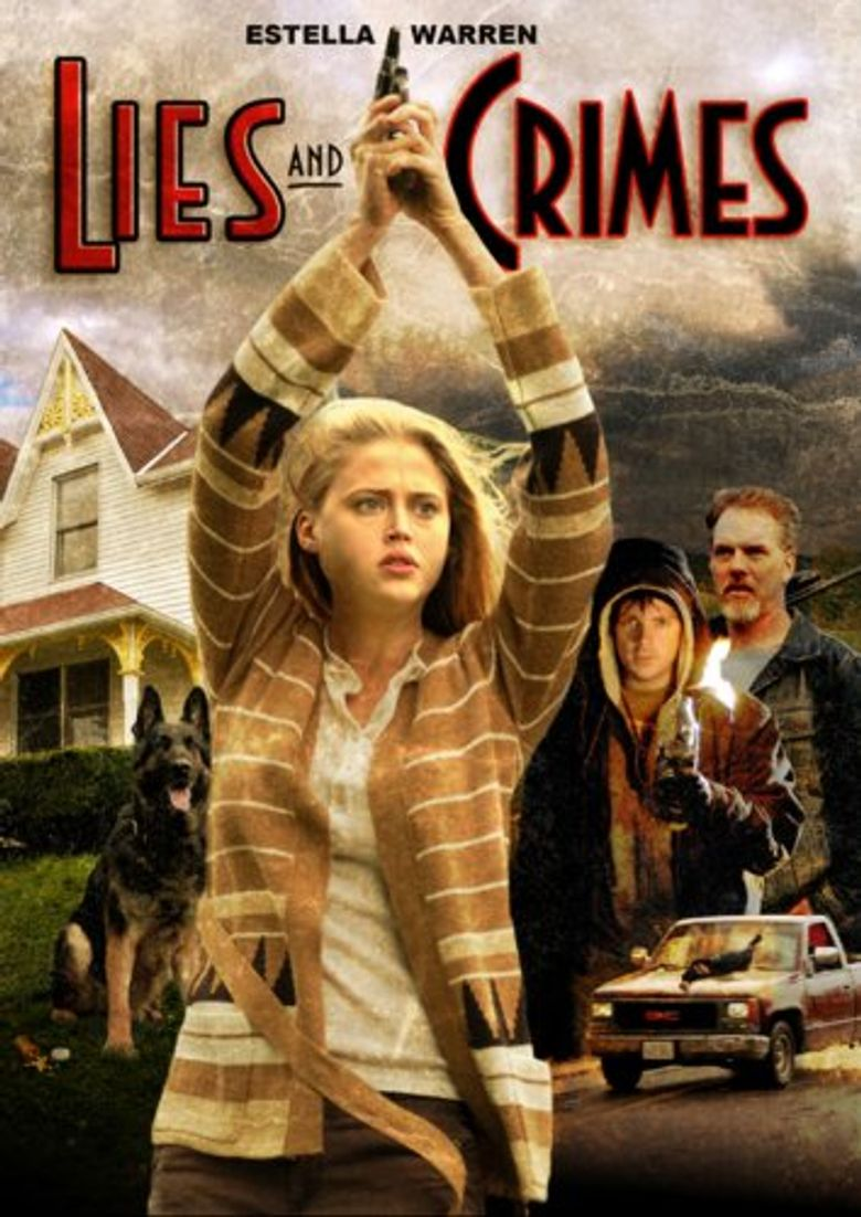Lies and Crimes Poster