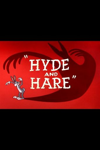 Hyde and Hare Poster