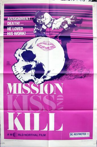 Mission Kiss and Kill Poster