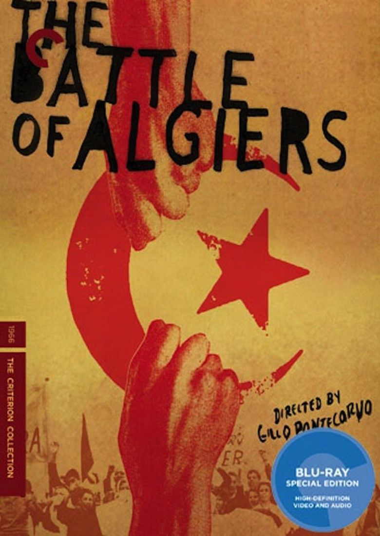 Marxist Poetry: The Making of 'The Battle of Algiers' Poster
