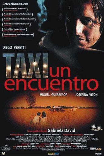 Taxi, An Encounter Poster