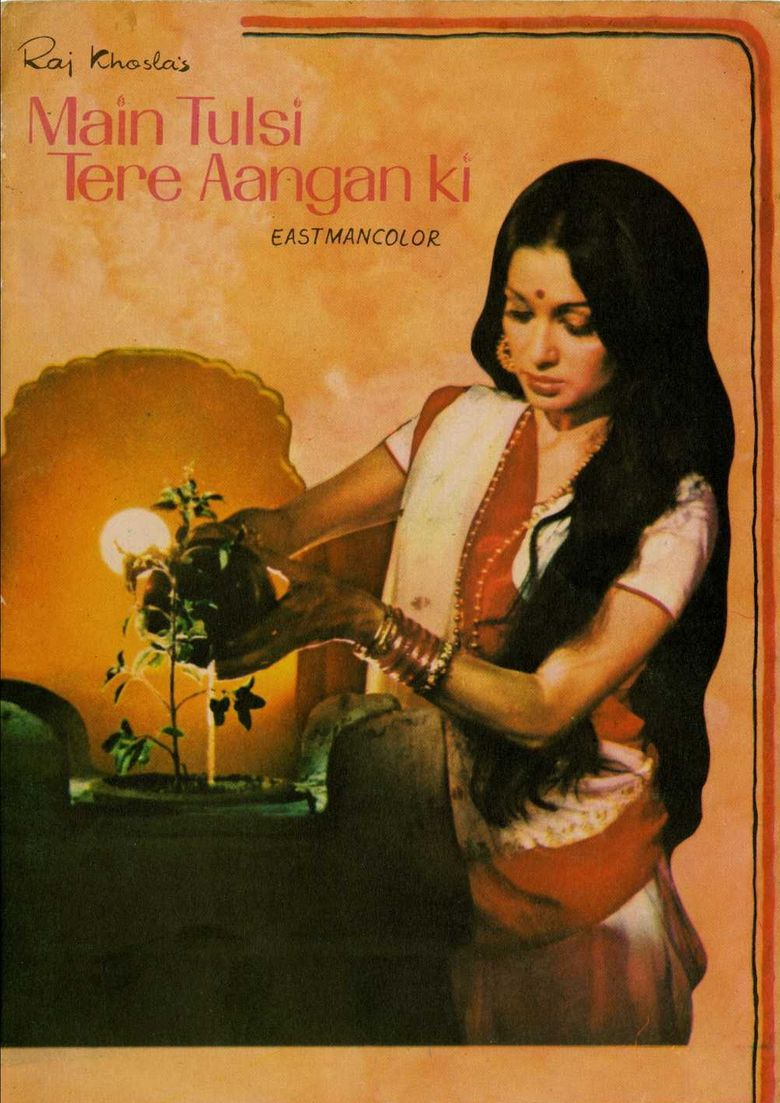 Main Tulsi Tere Aangan Ki Poster