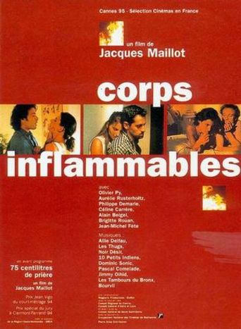 Corps inflammables Poster