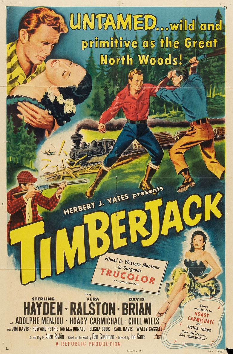Timberjack Poster