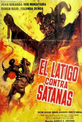 The Whip vs. Satan Poster