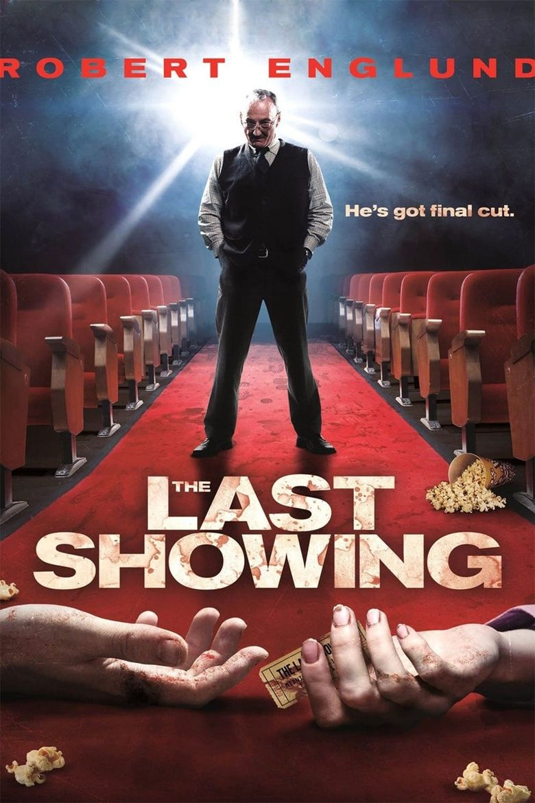 The Last Showing Poster