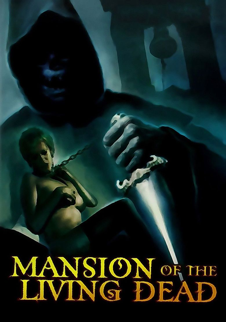 Mansion of the Living Dead Poster