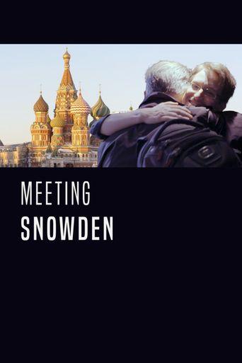 Meeting Snowden Poster