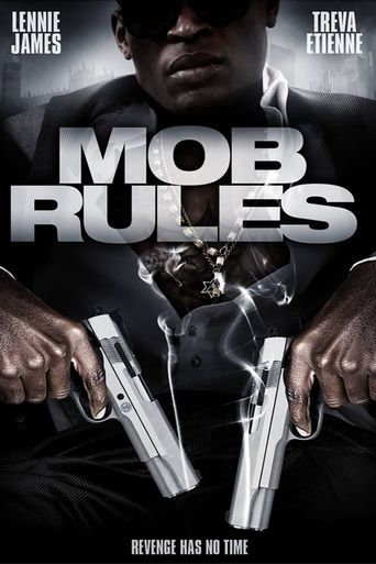 Mob Rules Poster