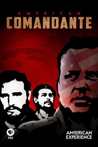 American Experience: American Comandante Poster