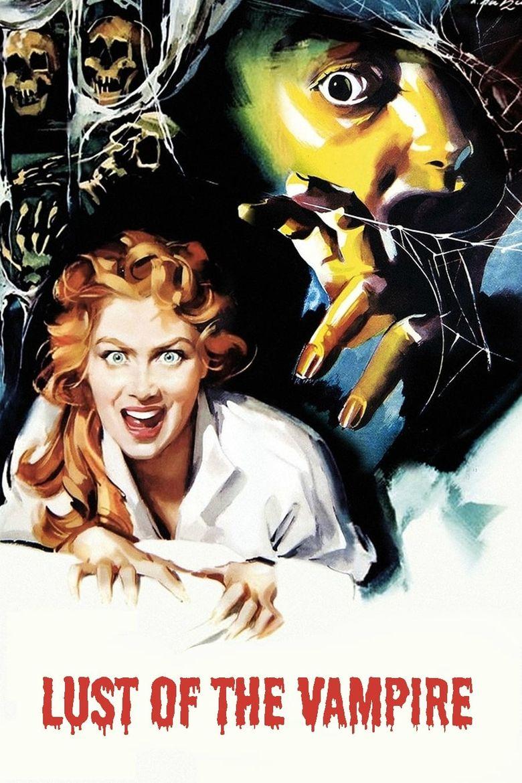 Lust of the Vampire Poster