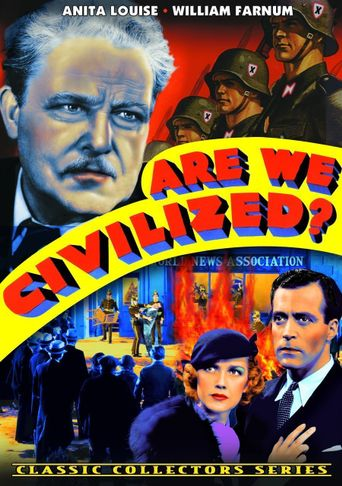 Are We Civilized? Poster