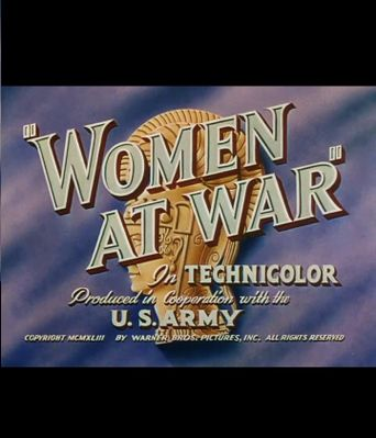 Women at War Poster