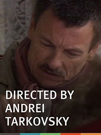 Directed by Andrei Tarkovsky Poster