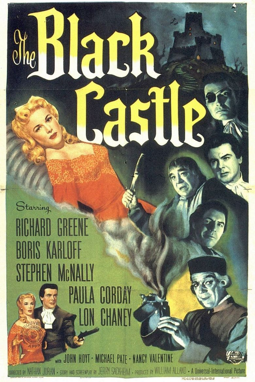 The Black Castle Poster