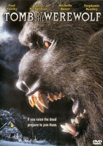 Tomb of the Werewolf Poster