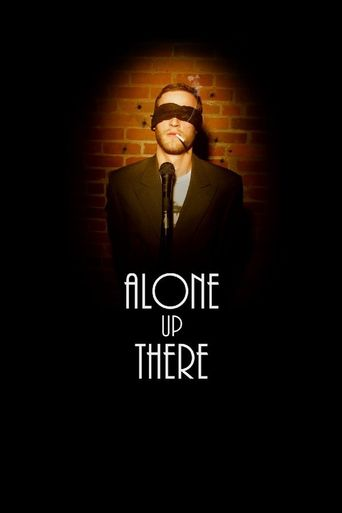 Alone Up There Poster