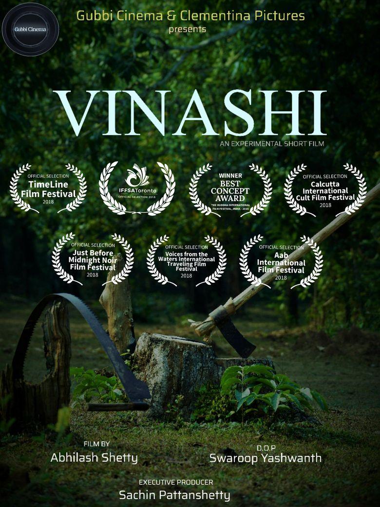 Vinashi Poster