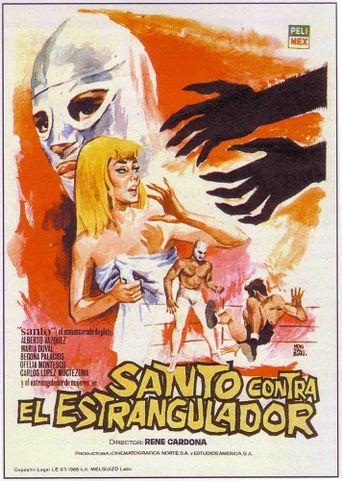 Santo vs. the Strangler Poster
