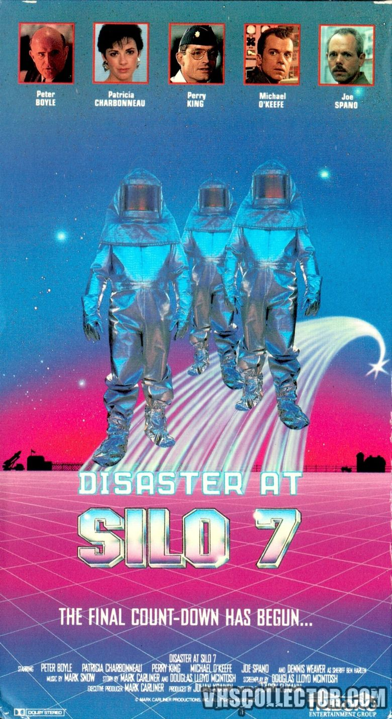 Disaster at Silo 7 Poster