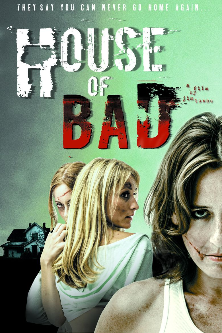 House of Bad Poster