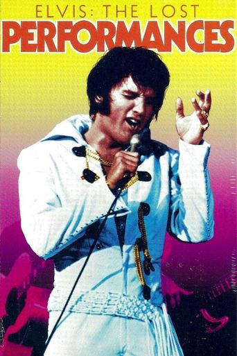 Elvis: The Lost Performances Poster