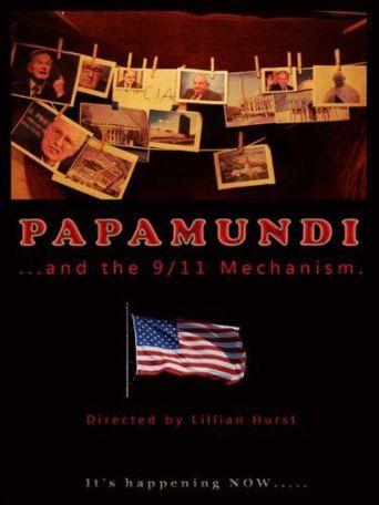Papamundi and the 9/11 Mechanism Poster