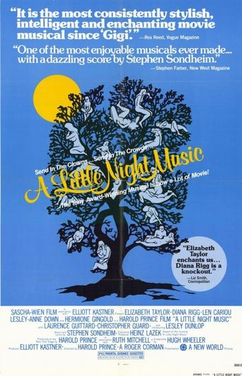 A Little Night Music Poster