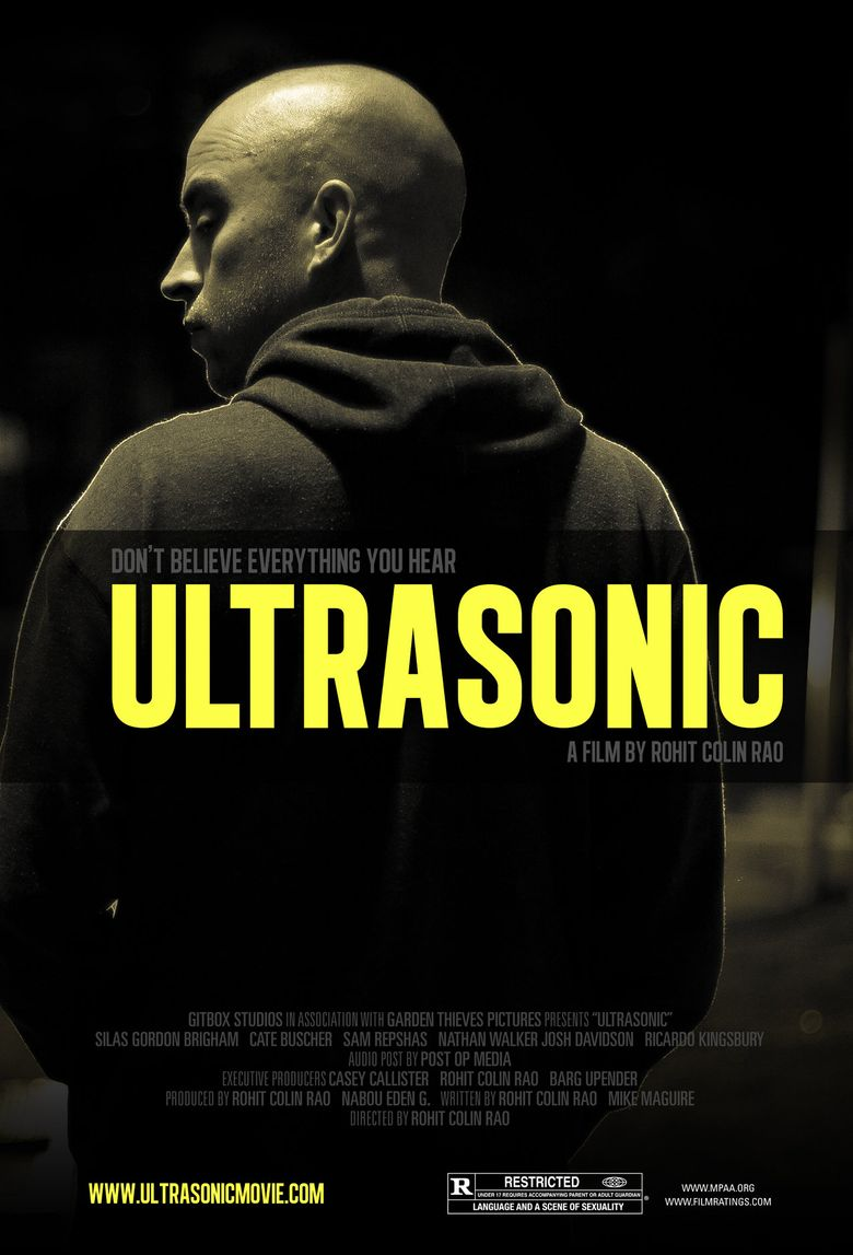 Ultrasonic Poster