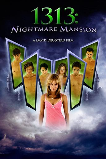 1313: Nightmare Mansion Poster