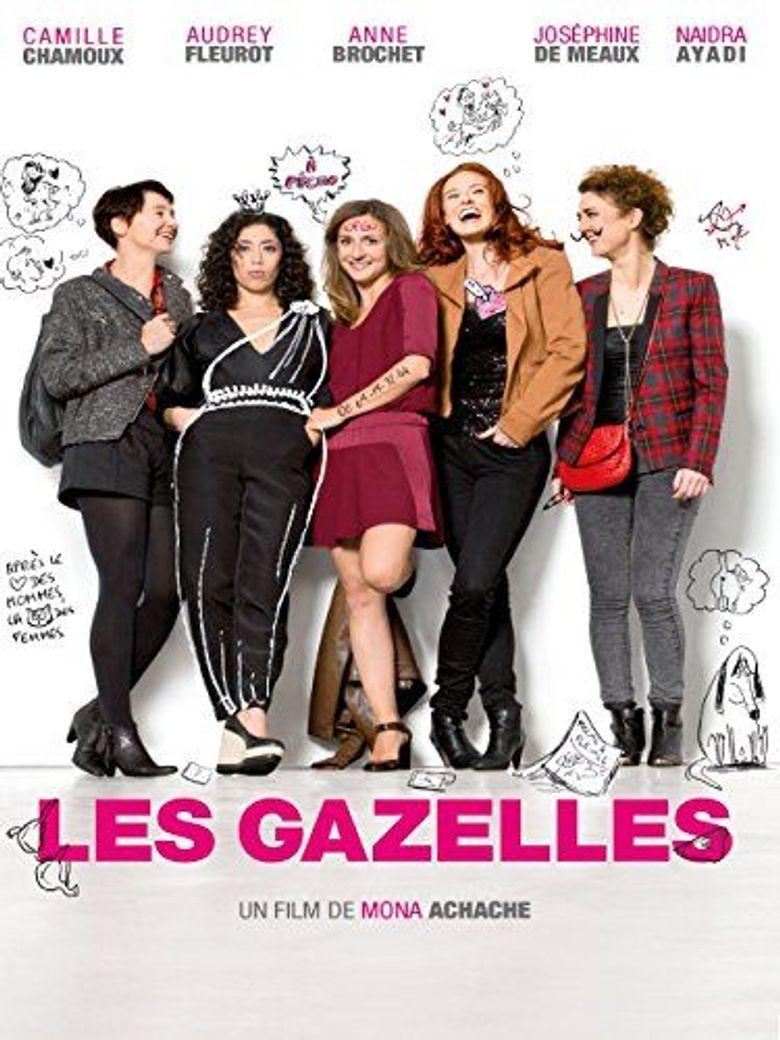 Les Gazelles Poster